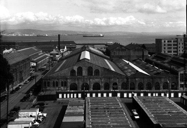 Union Iron Works, photo by William Porter, 2004.